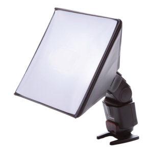 reflector fotografía de producto