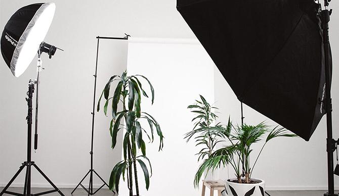 Iluminación natural para fotografía ecommerce