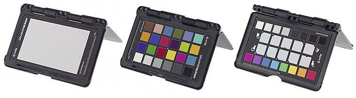 colorcheck en la fotografía de producto