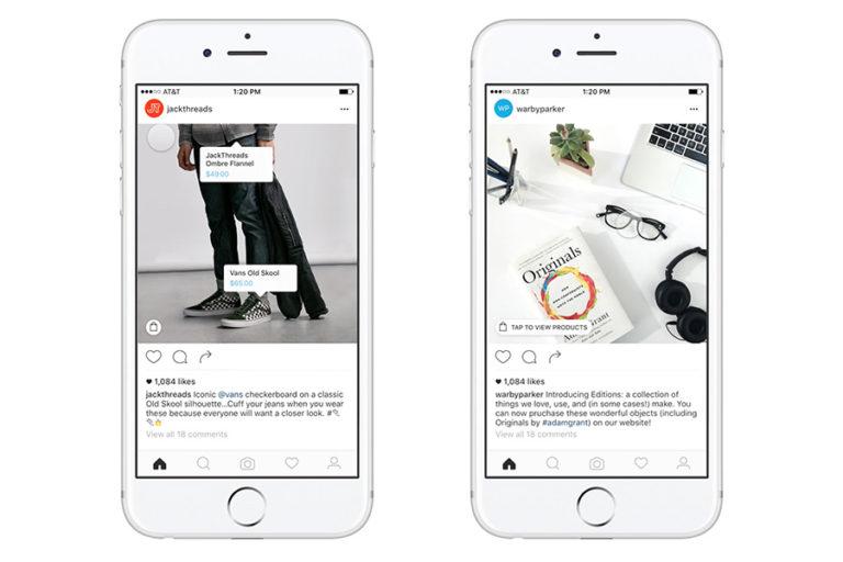 Instagram-shopping-vender-productos