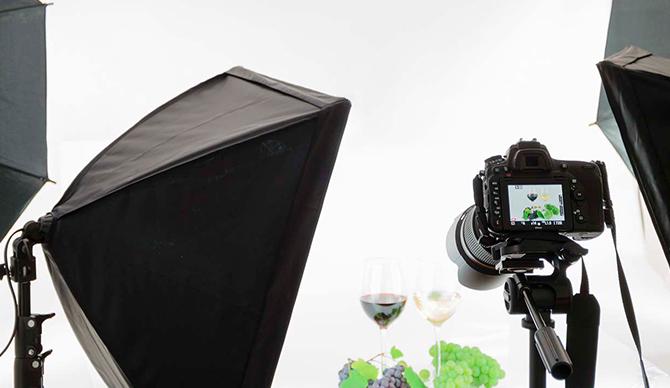 Los errores más comunes en fotografía de producto